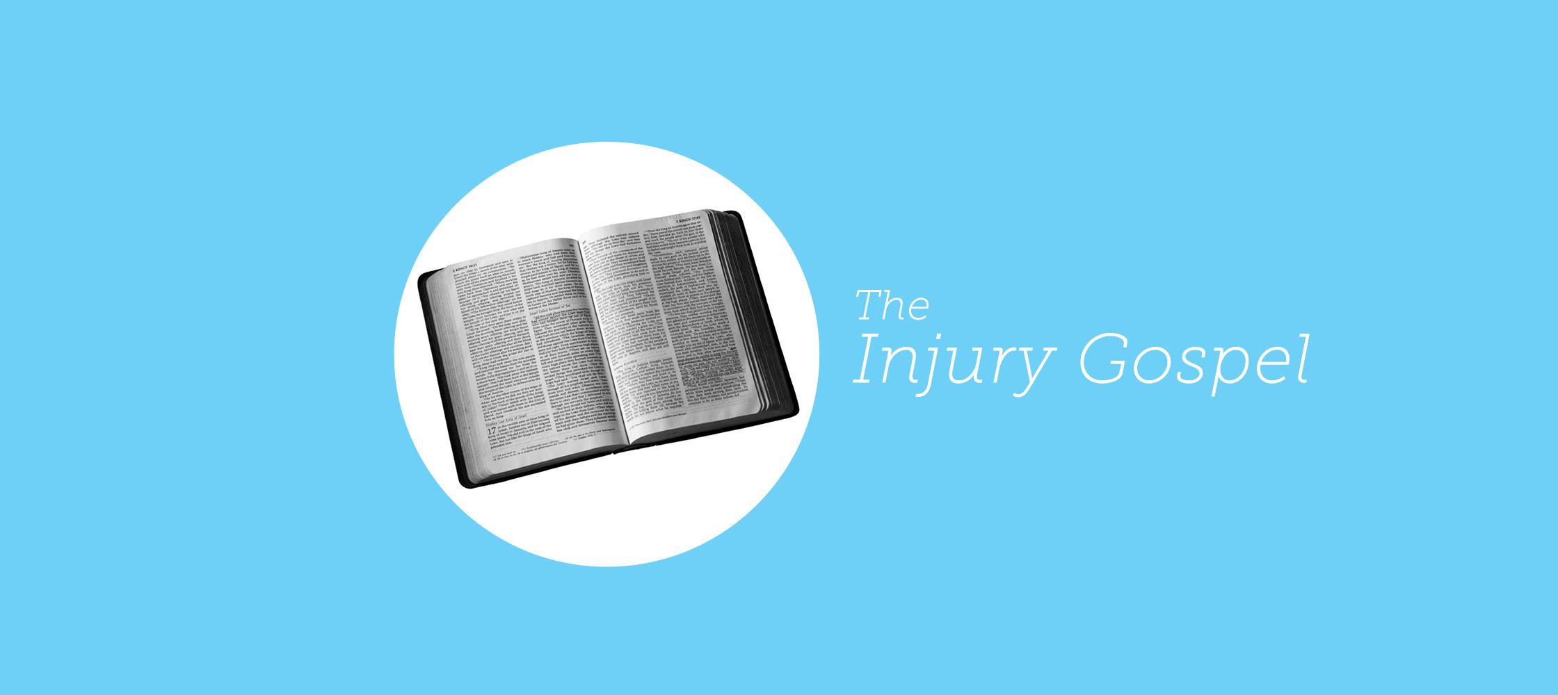 injuryGospel